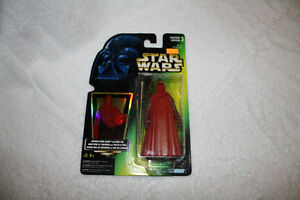 Star Wars : Power of the Force Action Figures Green (8) Kitchener / Waterloo Kitchener Area image 4