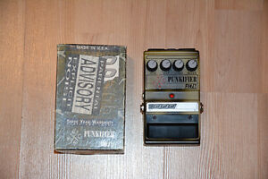 DOD Punkifier FX76-barely used