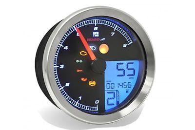 253646 Motorrad Multifunktionelles Digitalinstru mit Zeiger für Tachometer 260