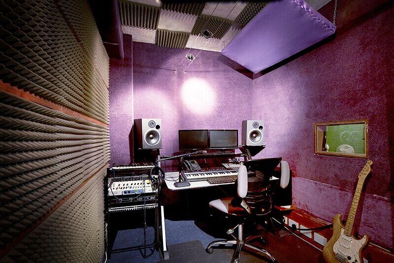 Studios to let in Soho Berwick st.