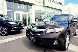 Acura RDX AWD 4dr Tech Pkg 2014