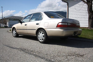 1997 Toyota Corolla Other