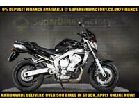 2005 05 YAMAHA FZ6 600CC 0% DEPOSIT FINANCE AVAILABLE