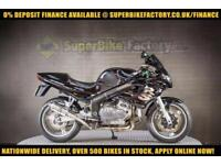 2004 04 TRIUMPH SPRINT RS 955 0% DEPOSIT FINANCE AVAILABLE