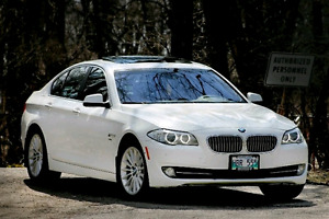 2011 BMW 535i xDrive Safetied with Warranty and Winter Tires