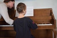 Piano Lessons - Danae Turgeon