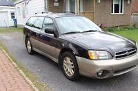 2002 Subaru Outback limited Familiale