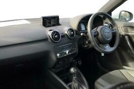 2018 Audi A1 Sportback S line Nav 1.4 TFSI 125 PS S tronic Semi Auto Hatchback