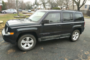 Jeep Patriot North Edition 2011