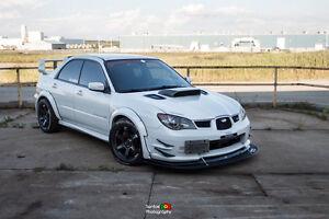 2007 Subaru STI certified