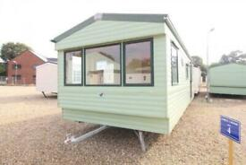 Static Caravan Mobile Home Willerby Herald 28x10ft 2 Beds SC7394