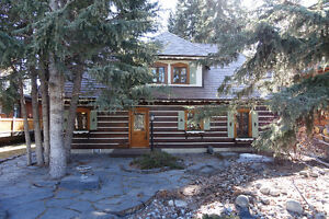 Home for rent in downtown Canmore