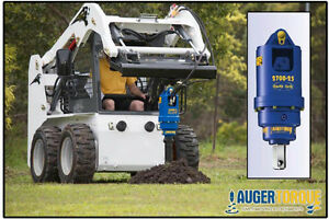 AUGER DRIVES - ANCHOR DRIVES