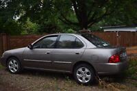 2004 Nissan Sentra Sedan