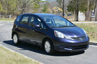 2009 Honda Fit LX (Automatique) un seul propriétaire
