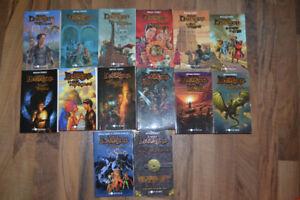 collection amos aragon + al-qatrum + manga 14 livres au total