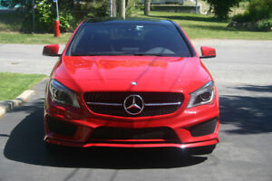 Mercedes Benz CLA250 2015
