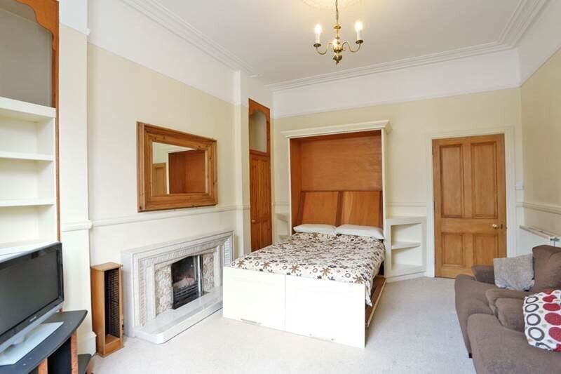 Edit Studio flat in Holburn Street £400 PCM