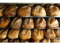 Artisan Baker £23000 quality bread produciton North West London