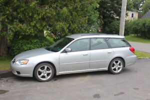 2006 Subaru Legacy Wagon - reduced