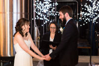 Humanist Wedding Officiant
