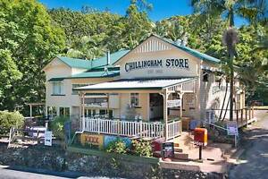 CHARMING COUNTRY STORE & RESIDENCE - business & freehold' Tweed Heads Area Preview