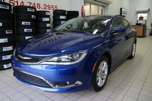 Chrysler 200 Limited 4CYL ECRAN 8.4 MAGS 2015