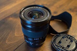 Fuji XF 10-24mm f/4.0 OIS Lens Kitchener / Waterloo Kitchener Area image 1