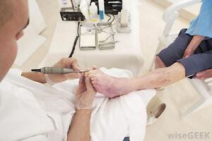 Hiring Foot care doctor (Podiatrist)