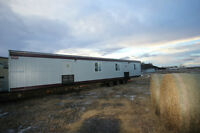 JOB TRAILERS, WELLSITE SHACKS, MODULAR COMPLEX