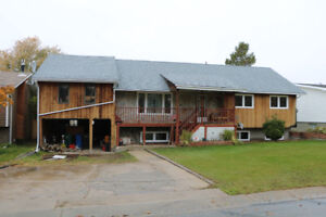Large, Unique Character Home in Beaverlodge