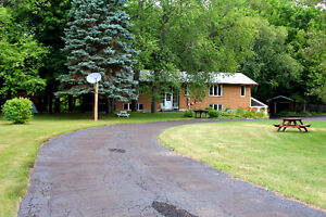 JUST REDUCED!! 2 homes in 1! sits on over 2 acres!!