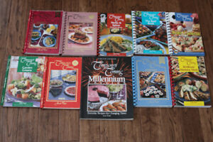 Coming's coming Cookbooks