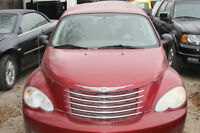 2006 Chrysler PT Cruiser SE Sedan
