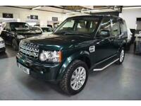 2013 13 LAND ROVER DISCOVERY 4 3.0 4 SDV6 XS 5D 255 BHP DIESEL