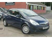 2013 63 VAUXHALL CORSA 1.0 S ECOFLEX (ONE OWNER) 3DR