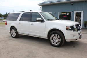 2013 Ford Expedition Limited MAX | 8 Passenger | Loaded!