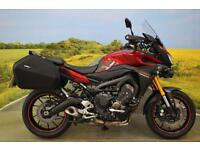 Yamaha MT-09 Tracer 2015**YAMAHA PANNIERS, TRACTION CONTROL, ABS**