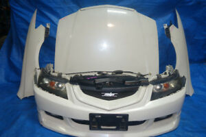 JDM Acura TSX Euro-R CL7 Front End Conversion 2004-2005