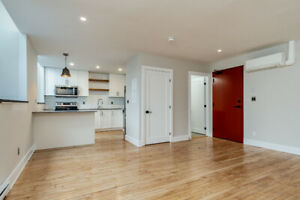 Newly renovated 2 bedroom apt avail Immediately/Nov 1