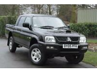 2005 Mitsubishi L200 L200 GL 4WORK LWB 5 door Pick Up