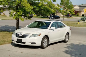 2007 Toyota Camry EXL Sedan in GREAT condition