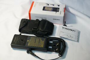 Yongnuo Flash Battery Pack SF-18 for Sony HVL-58AM HVL-F56AM