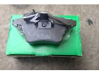 Volkswagen Golf mk4 Gti / tdi front and rear brake pads new