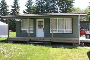 CUZY & COZY CANDLE LAKE CABIN FOR SALE