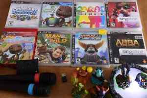 Kids games and accessories ps3