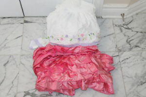 Crib bedding large lot - please read for details