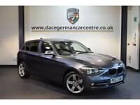 2013 63 BMW 1 SERIES 2.0 116D SPORT 5D 114 BHP DIESEL