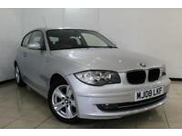 2008 08 BMW 1 SERIES 2.0 118I SE 3DR 141 BHP