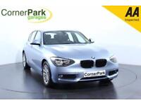 2013 BMW 1 SERIES 116D EFFICIENTDYNAMICS HATCHBACK DIESEL